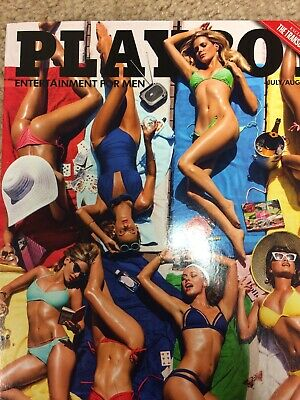 Playboy July August 2015, Summer, Sex & Sun Special, Brand New Factory Sealed
