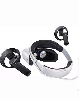Dell Visor Virtual Mixed Reality Headset With Controllers Windows PCs VRP100