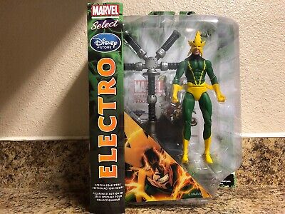 Marvel Select - Electro Classic Spider-Man Disney Store Exclusive MISP