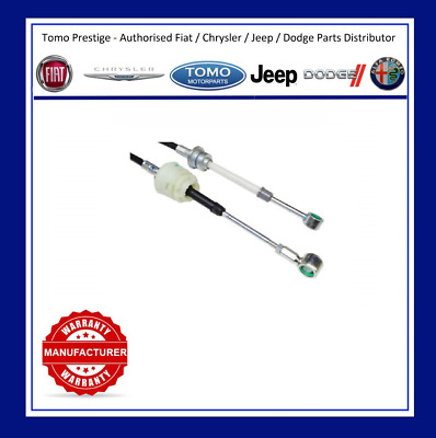 1.3 D CPGL15FI Left Gear Linkage Cable For Fiat Grande Punto 2005-2011