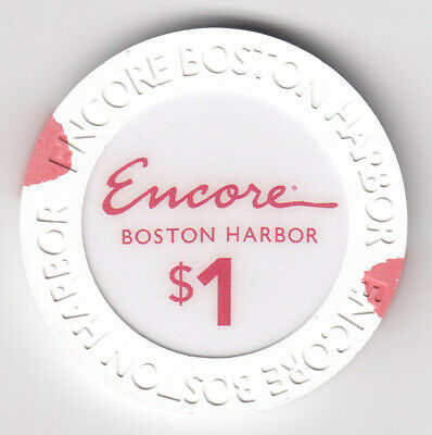 $1 Encore Boston Harbor Casino Chip (EVERETT, MA)