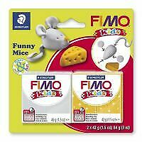 Kids Clay model set by FIMO mice