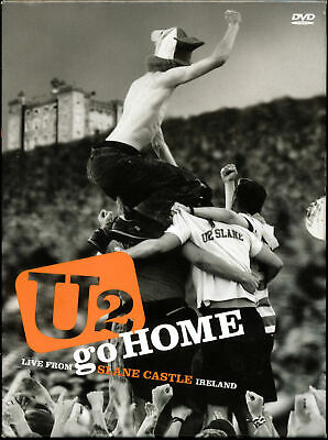 U2: Go Home: Live From Slane Castle Ireland (DVD, 2003, Limited Edition)