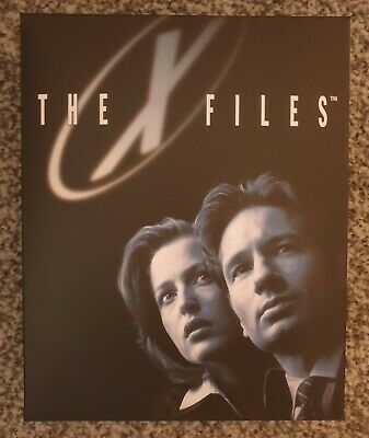 The X-Files Dimensional Poster, Loot Crate Exclusive (BNIB) ッ
