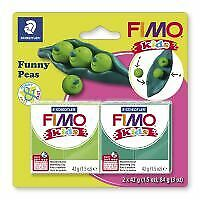 Kids Clay model set by FIMO peas