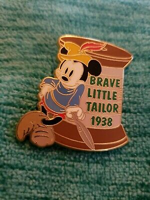 Disney Pin 12 Months of Magic - Brave Little Tailor 1938 - Mickey [10341]