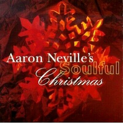 Aaron Neville's Soulful Christmas by Aaron Neville DISC ONLY #C334