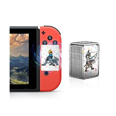 NFC Tag Game Cards for the Legend of Zelda Breath of the Wild Switch/Wii U - ...