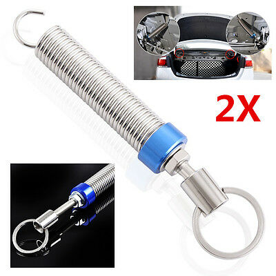 2x Flexible Adjustable Automatic Car Trunk Boot Lid Lifting Spring Device Parts