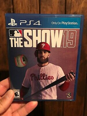 Sony MLB The Show 19 Playstation 4 PS4 ***USED***