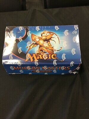Mtg Modern Masters 2015 Booster Box   Factory Sealed