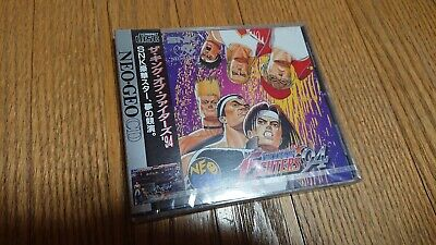 King of Fighters 94 BRAND NEW SEALED for Neo Geo CD ORIGINAL GREAT RARE
