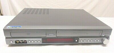 Insignia NS-H4005 DVD VHS VCR Receiver Combo Unit Tested Working