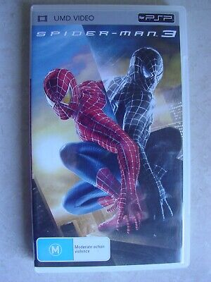 Spiderman 3  UMD for Sony PSP