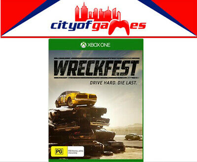 Wreckfest Xbox One Game Brand New & Sealed In Stock