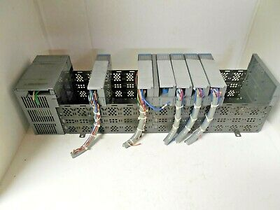 Allen Bradley SLC 500  1746-P2  13 SLOT POWER SUPPLY UNIT PROCESSOR UNIT