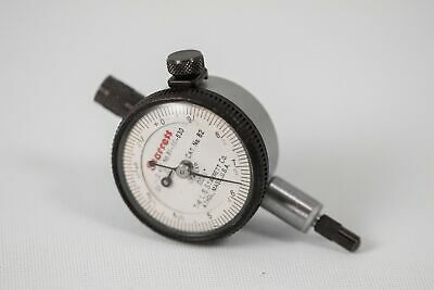 Starrett Dial Indicator 0.0001 Precision No.81-111-630  Flat Back