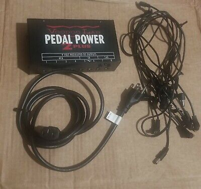 Voodoo Lab Pedal Power 2 Plus Guitar Effect Pedal-Used