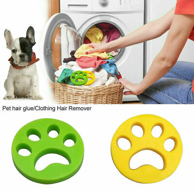FurZapper 2 Pack Pet Hair Remover - Removes Cat Fur Dog Hair from Laundry HRM