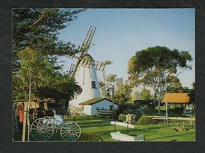 s679)      1970's WESTERN AUSTRALIA POSTCARD OF THE OLD MILL PERTH