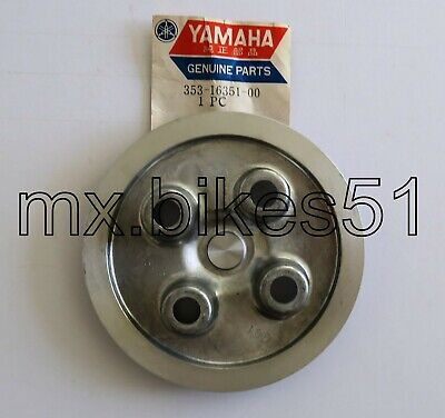 Disque de pression neuf d'embrayage YAMAHA GT  TY MX RD 1973-1982 353-16351-00