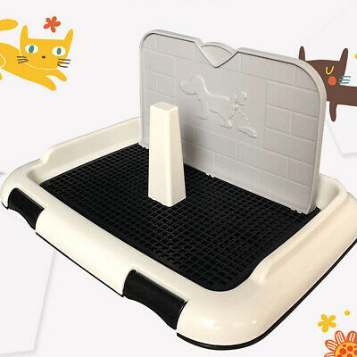 Potty Training Tray Portable Indoor Urinal Bowl Toilet Tray For Pet Puppy Dog