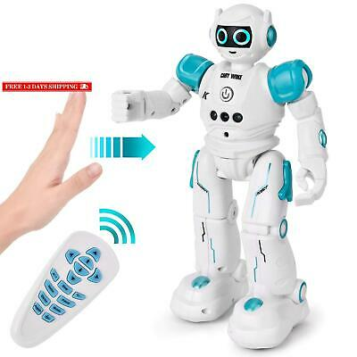 Rooya Baby Rc Robot For Kids Remote Control Robot Toys Programmable Educational