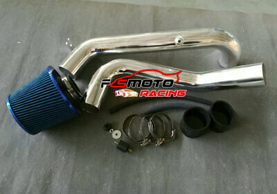 DRY FILTER FOR HONDA 96-00 CIVIC CX DX LX L4 1.6L RED COLD AIR INTAKE SYSTEM