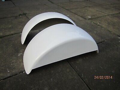 Trike Custom Rear Mudguards With Side Mounts 014