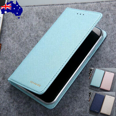 For iPhone 11 Pro Max 6/7/8 Plus X Xs Xr Leather Magnetic Flip Wallet Case Cover