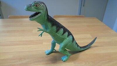 Plastic Model of a dinasour Tyrannosaurus (Made in China)
