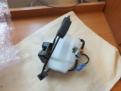 New Genuine Honda Civic 01-02 Tailgate lock and cable assy 74800-S6D-E01 A115