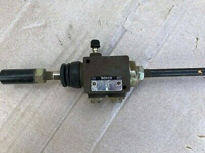 ford county tractor trailer brake valve bosch