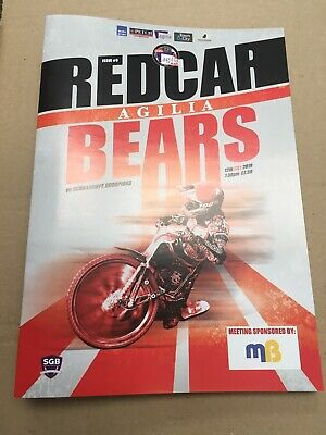 2019 Redcar Bears V Scunthorpe Scorpions