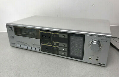 Sanyo RD 300 Cassette Deck HiFi Separate Tape Player Recorder