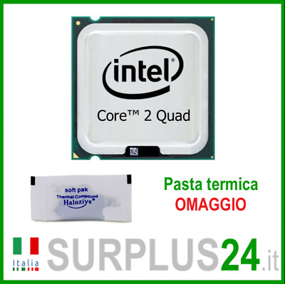 CPU INTEL Core2Quad Extreme 3.00 GHZ QX9650 3.00GHz/12M/1333 socket 775
