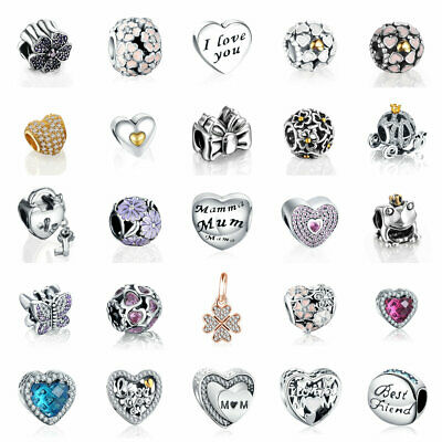 #1 Genuine New Authentic PANDORA Charms ALE S925 Sterling Silver