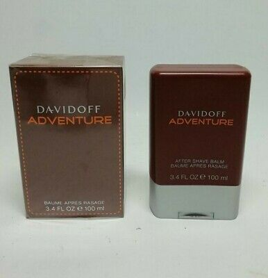 Davidoff Adventure After Shave Balsamo 100 ml  Splash (NO SPRAY ) New & Rare