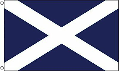 Scotland National Flag St Andrew's Cross Scottish Saltire SNP Independence 3X2ft