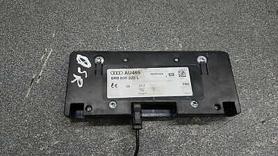 Audi A4 S4 B6 B7 8H Convertible RIGHT Rear Aerial Receiver Boost Amplifier G2N#2