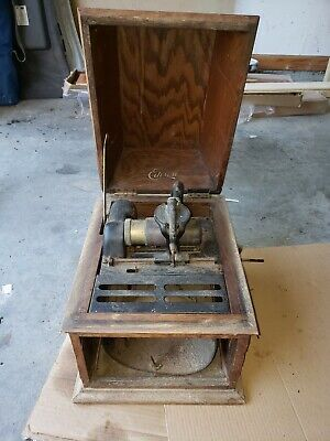 Edison Amberola 30 Phonograph- **Barn Find**- For Parts