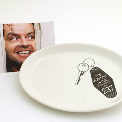 The Overlook Hotel Keychain Key Plate, The Shining