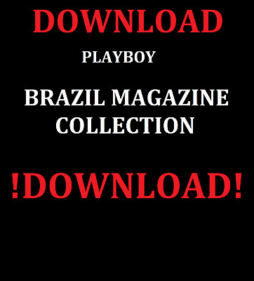 Playboy Brazil Magazines Large Download