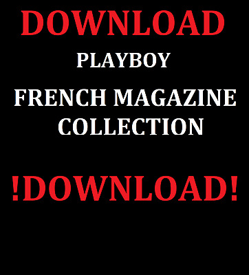 Playboy French Magazine Large Download