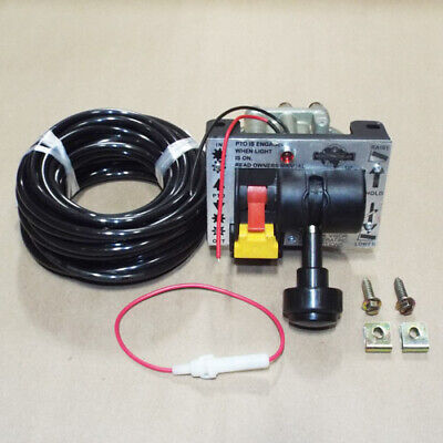 PTO COMBO VALVE And 8