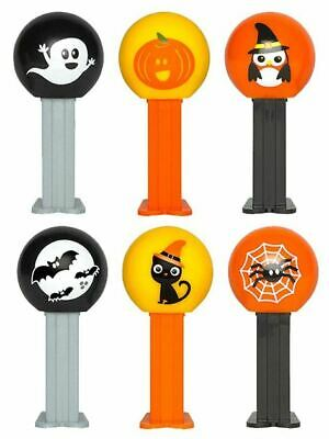 Halloween Mini Pez Set Of 6 -- New For 2019! - All Mib W/Candy!