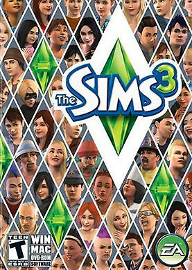 The Sims 3 (Windows/Mac: Mac and PC, 2009) Base Game