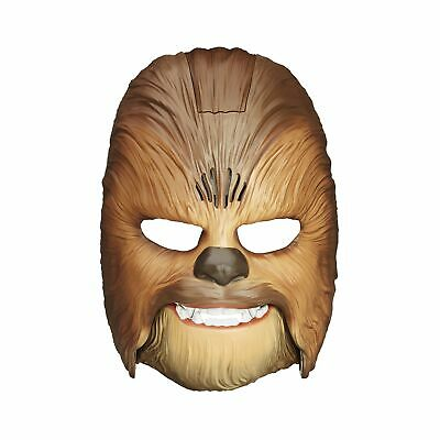 Star Wars Movie Roaring Chewbacca Wookiee Sounds Mask, Funny GRAAAAWR Noises,...