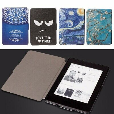 Smart Case Protective Shell Skin Cover For Amazon Kindle Paperwhite 1/2/3