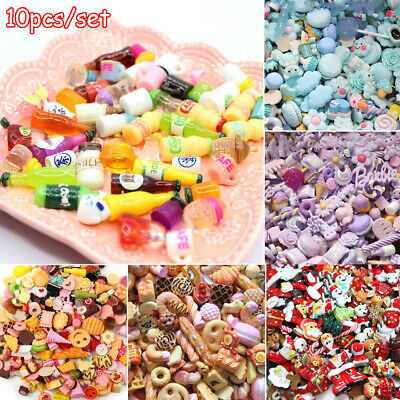 Cake Candy  Resin Miniature  Phone Decor 1:12 Dollhouse Accessories DIY Jewelry